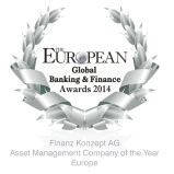 European Global Banking & Finance Award 2014
